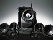 Mitsubishi exhibe su nuevo sistema de sonido