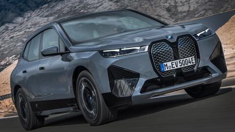 BMW iX llega a México, la firma bávara avanza al siguiente nivel de cero emisiones