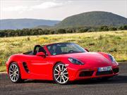 10 datos que debe saber del Porsche 718 Boxster 2017