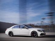 Mercedes-AMG S63 2018, elegante y deportivo a la vez