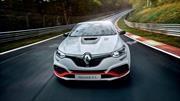 Renault Megane RS Trophy-R 2019 obtiene el récord de tracción delantera en Nürburgring