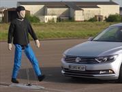 Los 5 autos más seguros para los peatones según la Euro NCAP