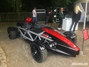 Goodwood 2018: Ariel Atom 4, bajo el sello de Honda