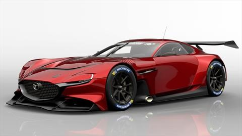 Mazda RX-Vision GT3 Concept ya está disponible en PlayStation 4