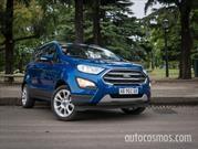 Prueba Ford Ecosport 1.5L: 3 no son multitud