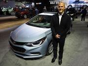 """""""Hay que mantener la visión correcta de lo que Chevrolet necesita"""": Holt Ware"""