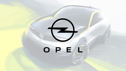 Opel retoca ligeramente su logo