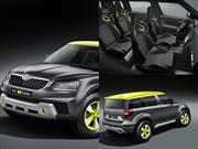 Skoda Yeti Xtreme Concept se presenta en el Wörthersee Tour 2014
