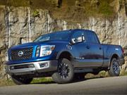 Nissan Titan 2016 XD estrena motor V8 de 5.6 litros