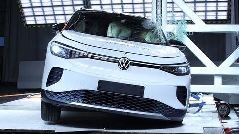 Volkswagen ID.4 es reconocido por su alto nivel de seguridad