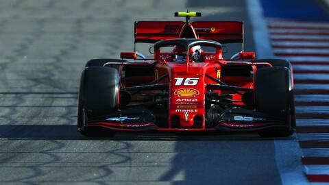 F1 2020: La guía del Gran Premio de Rusia