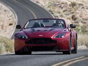 Aston Martin V12 Vantage S Roadster, un monstruo inglés