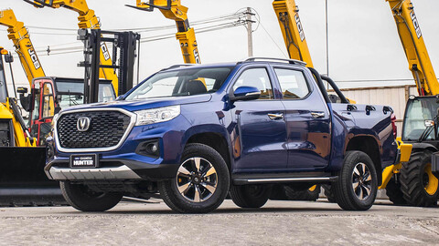 Changan Hunter 2020 sale a la venta