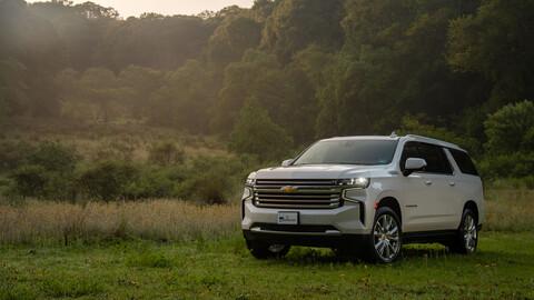 Motor de arranque: El tamaño sí importa, dice la Chevrolet Suburban
