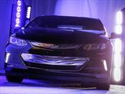 Así luce el renovado Chevrolet Volt