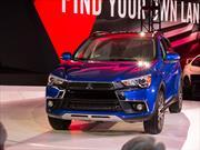 Mitsubishi ASX 2017 se presenta