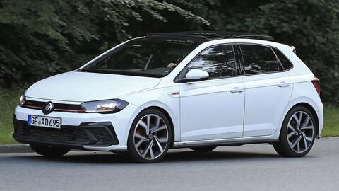 Espían al nuevo Volkswagen Polo GTI y eso nos adelanta a nuestro GTS