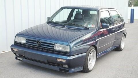 Esta es la historia del Volkswagen Golf Rallye