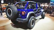 Jeep Wrangler JPP 20, una edición especial para off road todavía más extremo