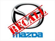 Recall de Mazda a 190,000 unidades del CX-7