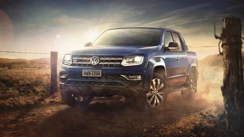 Volkswagen Amarok V6 comienza su preventa en Chile