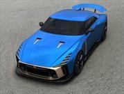 Nissan e Italdesign inician ventas del exhuberante GT-R50