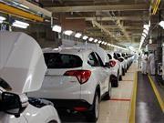 Honda celebra la producción del Fit y HR-V con sello Hecho En México