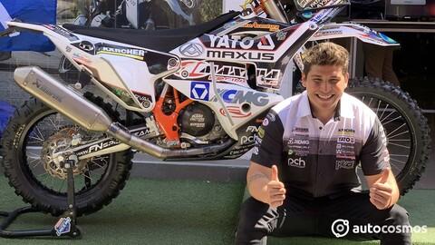 Pato Cabrera anuncia su regreso para el Dakar 2022