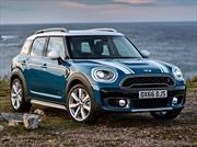 MINI Countryman 2017 gana el Top Safety Pick + del IIHS