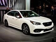 Subaru Legacy 2020 se presenta