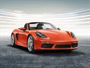 10 cosas que debe saber sobre el Porsche 718 Boxster