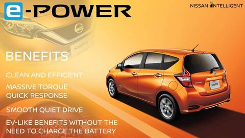 La tecnología e-POWER de Nissan prende rápido en Japón