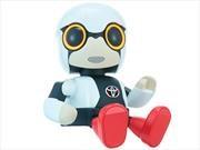 Toyota nos presenta a su nuevo robot, el Kirobo Mini