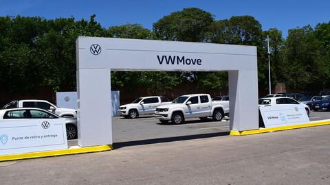 Volkswagen Argentina presenta su servicio de carsharing