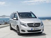 Así es el nuevo Mercedes Benz Clase V