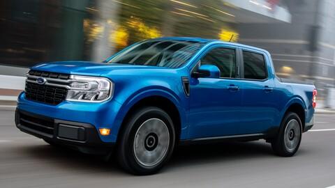 Ford Maverick Hybrid registra un consumo de gasolina superior a 15 km por litro