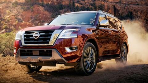 Nissan Armada 2021 debuta