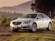 Buick Regal Turbo 2013 a prueba