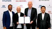 Hyundai y Kia comercializarán vehículos comerciales 100% eléctricos
