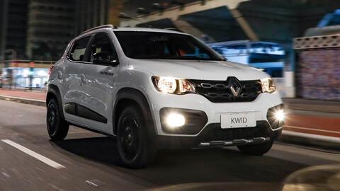 Renault Kwid 2021 finalmente hace su desembarco oficial en Chile