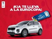 Kia Chile sorteará pasajes para ir a Francia a presenciar la Eurocopa