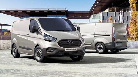 Ford Chile amplía su gama comercial con la Transit Custom