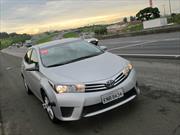 Manejamos el nuevo Toyota Corolla