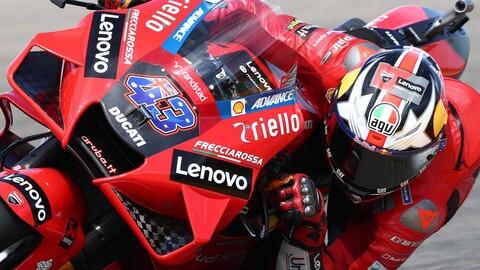 Ducati entrará a la era eléctrica fabricando motos de carrera