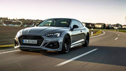 Audi RS 5 Coupé en Chile: rabioso y tecnológico