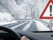 10 consejos para conducir en nieve y hielo