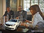 Argentina fabricará los nuevos Renault Logan, Sandero y Sandero Stepway