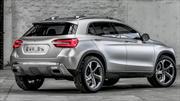 Mercedes-Benz Concept GLA, el pequeño hermano de la GLK