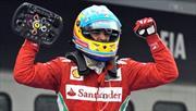 F1: Alonso el piloto mejor pagado