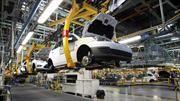 Coronavirus frena la producción automotriz en China